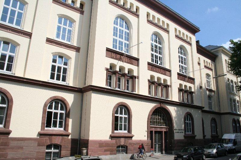 Berufliche Schule an der Alster Schulgebäude